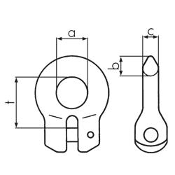 Eye-Connector graph